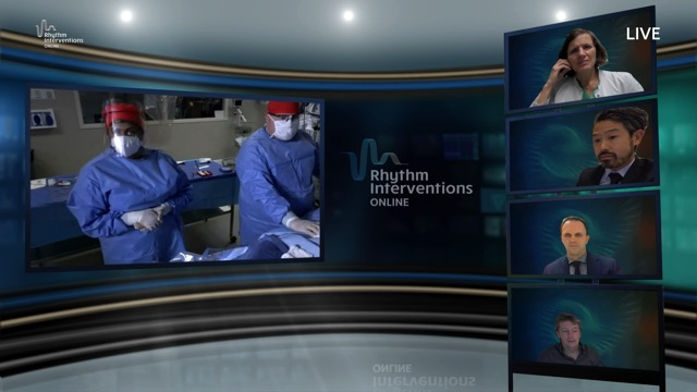 Live Case & Discussion – Ablation of AF as a day case