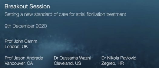 Setting a new standard of care for AF treatment